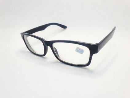 Dioptrické brýle na krátkozrakost 6242 / -2,50 BLACK