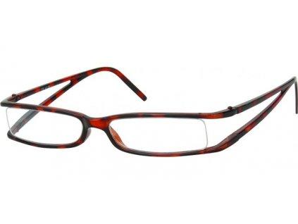 MONTANA EYEWEAR Dioptrické brýle R13A Brown +3,00