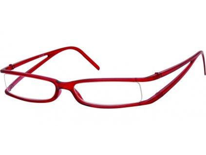 MONTANA EYEWEAR Dioptrické brýle R13R Red +3,00