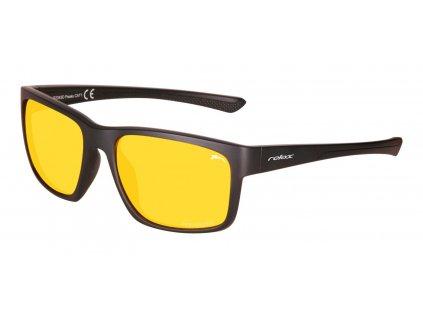 Polarizační brýle na noční vidění pro řidiče  RELAX PEAKS R2345D Cat.1