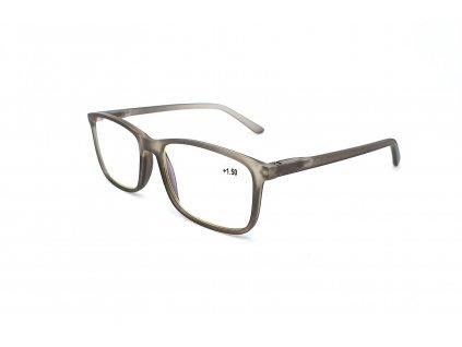Brýle na počítač IDENTITY MC2172B /+2,00 grey