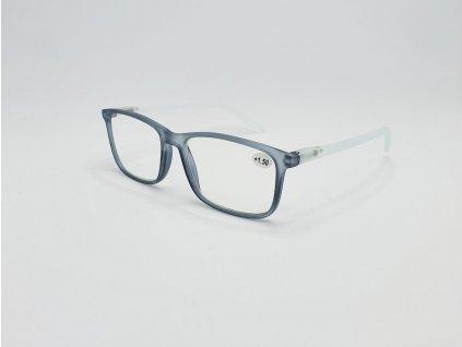 Brýle na počítač IDENTITY MC2172B /+4,00 blue/lightblue