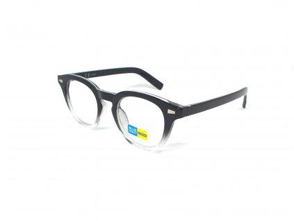 SeeVision Brýle na počítač B1193 black/white - velikost S