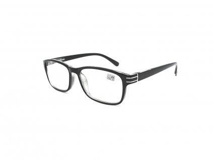Dioptrické brýle 5005 / +1,25 s flexem black