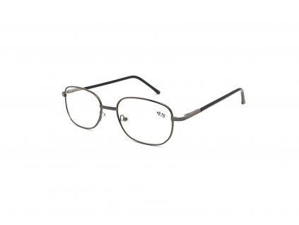 Dioptrické brýle 804/ +3,25 s flexem black
