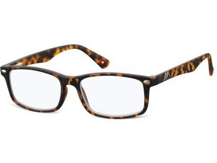 MONTANA EYEWEAR Brýle na počítač HBLF 83A bez dioptrií