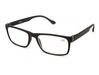 Dioptrické brýle Gvest 19206 / +5,00 BLACK