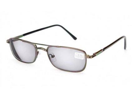 Samozabarvovací dioptrické brýle Veeton 8956 SKLO -4,50