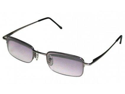 Dioptrické brýle 5070 / +2,25 ZATMAVENÉ ČOČKY