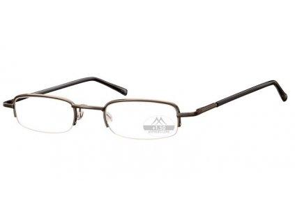 MONTANA EYEWEAR Dioptrické brýle v pouzdru MR10A +3,50