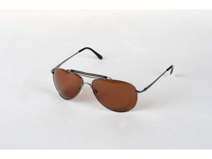 Polarizační brýle 3017 hnědožluté čočky Cat.3
