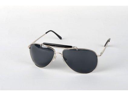 Polarizační brýle 3017 tmavomodré čočky Cat.3 na denní vidění pro řidiče