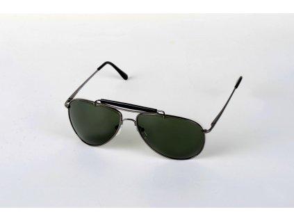 Polarizační brýle 3017 tmavozelené čočky ČO Cat.3 na denní vidění pro řidiče