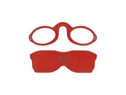MONTANA EYEWEAR Cvikr - nosní dioptrické brýle na čtení NR1A +1,00