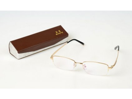 Dioptrické brýle BAIQING 6619 +2,00