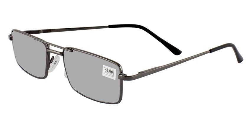 Samozabarvovací dioptrické brýle Fabrika 1005 SKLO +4,00