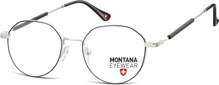 MONTANA EYEWEAR Obroučky Montana MM593E kovová