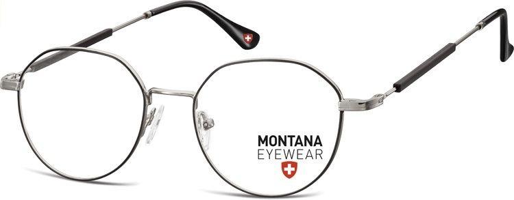 MONTANA EYEWEAR Obroučky Montana MM593F kovová