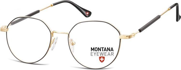 MONTANA EYEWEAR Obroučky Montana MM593C kovová