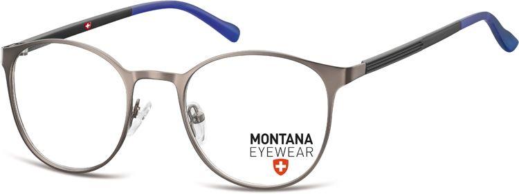 MONTANA EYEWEAR Obroučky Montana MM607C kovová