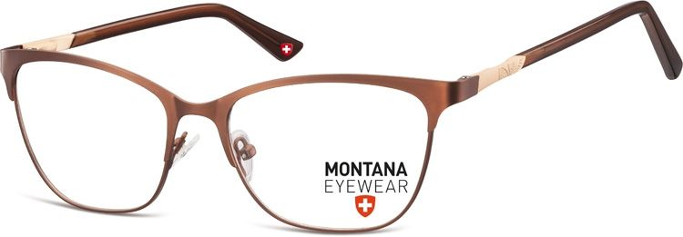 MONTANA EYEWEAR Obroučky Montana MM606F kovová