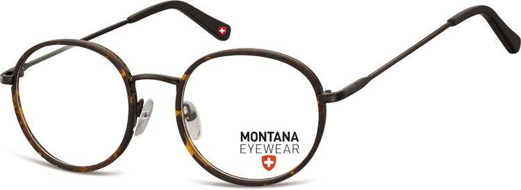 MONTANA EYEWEAR Obroučky Montana MM608B kovová