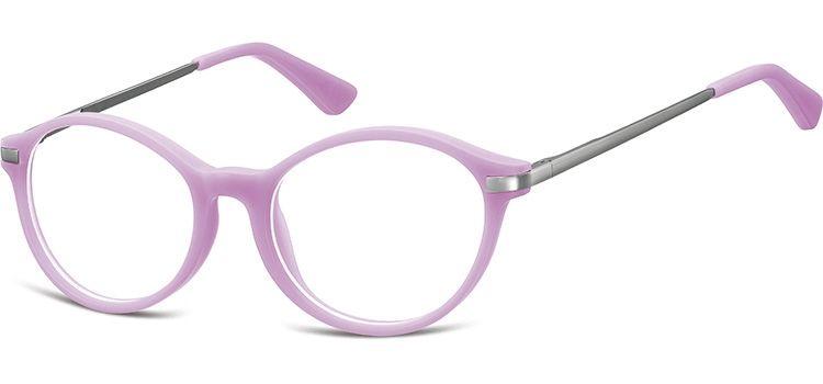 SUNOPTIC Dětské brýlové obroučky AK46C Pink