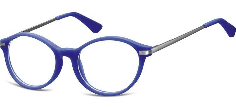 SUNOPTIC Dětské brýlové obroučky AK46E blue