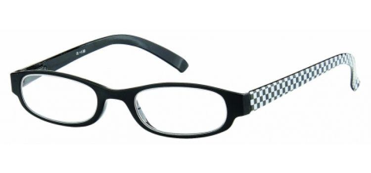 MONTANA EYEWEAR Dioptrické brýle R12B BLACK+1,50