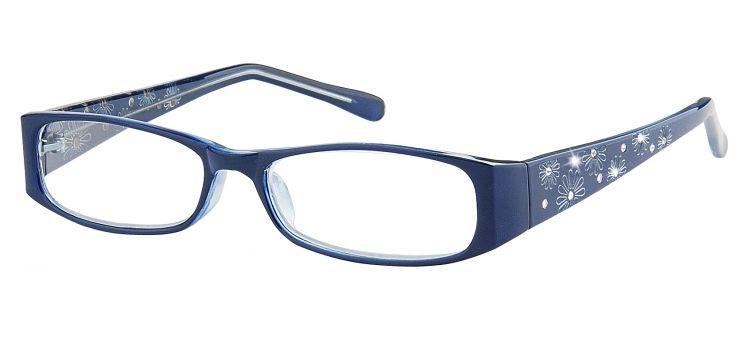 MONTANA EYEWEAR Dioptrické brýle RD3C Blue/ +3,50