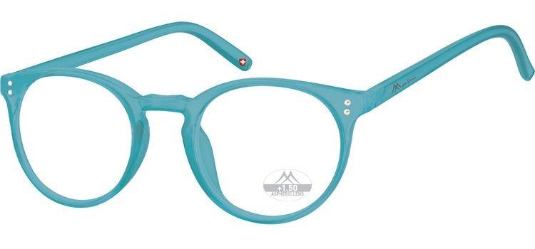 MONTANA EYEWEAR Dioptrické brýle HMR55E BLUE/ +3,50