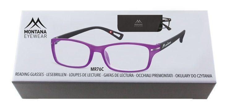 MONTANA EYEWEAR Dioptrické brýle BOX76C +3,00