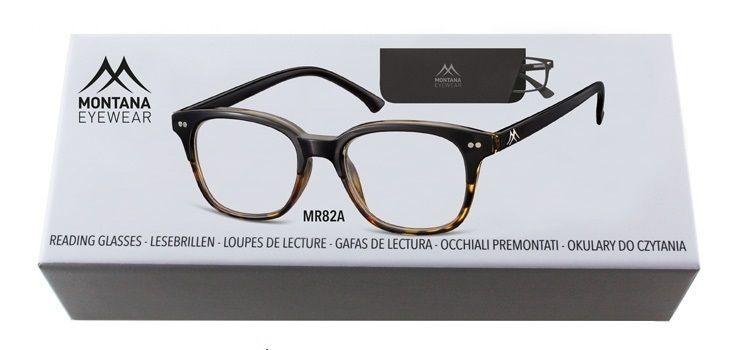 MONTANA EYEWEAR Dioptrické brýle BOX82A +2,00 Flex