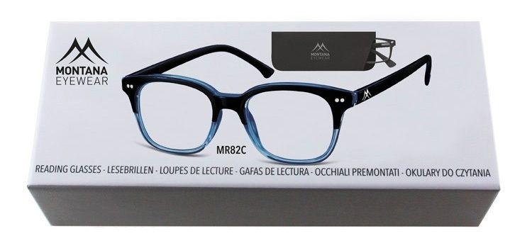 MONTANA EYEWEAR Dioptrické brýle BOX82C +2,00 Flex