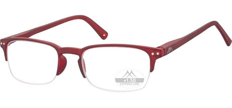 MONTANA EYEWEAR Dioptrické brýle MR71C +1,00 Flex