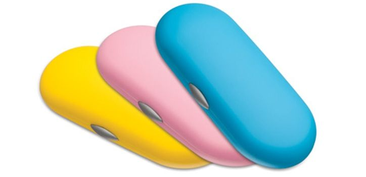 Pouzdro na dětské dioptrické brýle HC23 modré