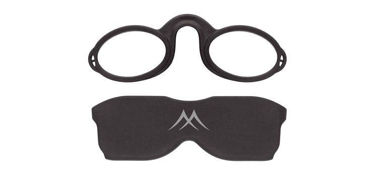 MONTANA EYEWEAR Nosní dioptrické brýle na čtení NR1 +1,50 cvikr
