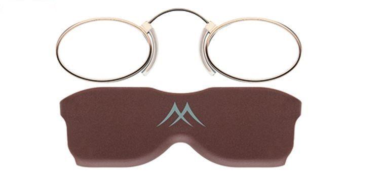 MONTANA EYEWEAR Nosní dioptrické brýle na čtení NR2A +2,00 cvikr