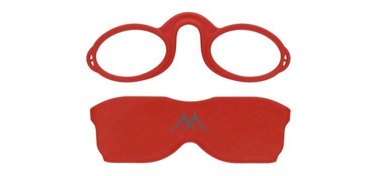 MONTANA EYEWEAR Cvikr - nosní dioptrické brýle na čtení NR1A +3,00