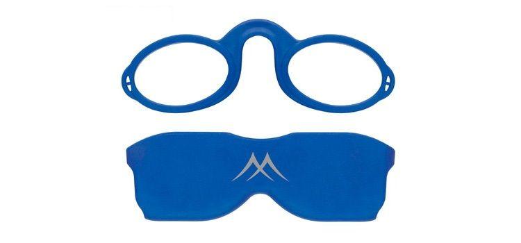 MONTANA EYEWEAR Cvikr - nosní dioptrické brýle na čtení NR1B +1,00