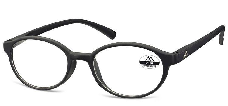MONTANA EYEWEAR Dioptrické brýle MR89 BLACK +3,50