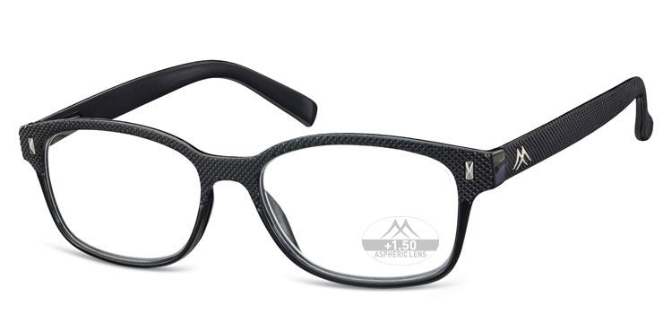 MONTANA EYEWEAR Dioptrické brýle MR88 BLACK +3,50