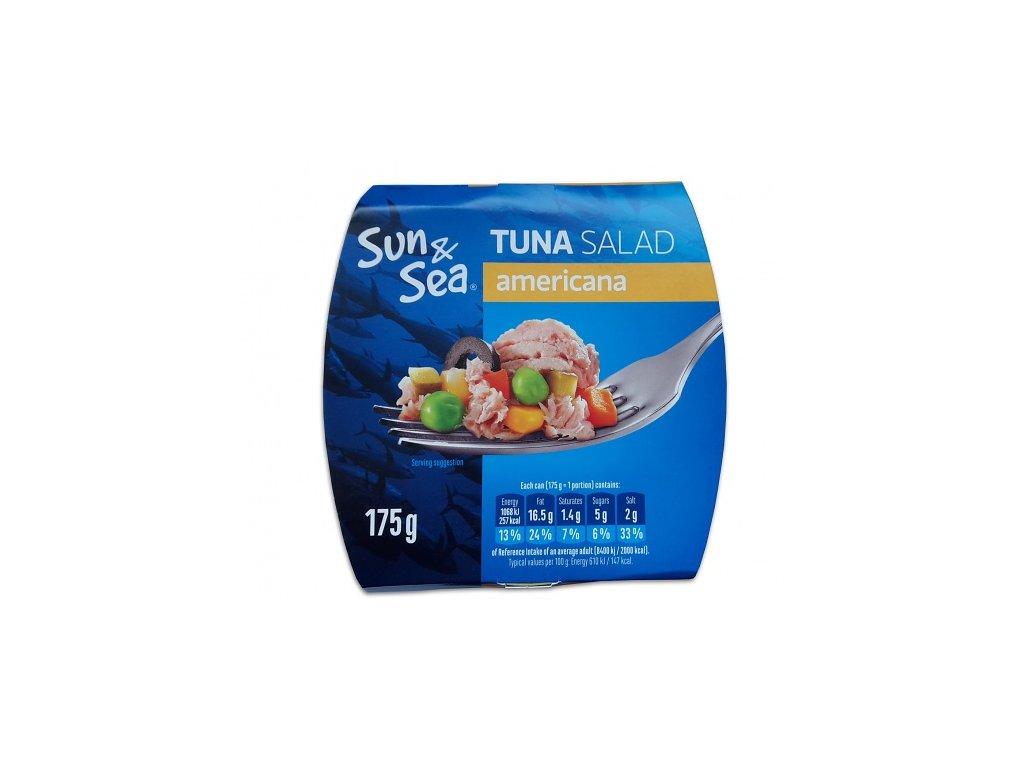 tuniak salat americana