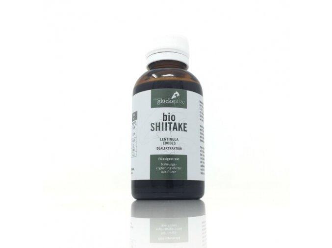 shiitake liquid extract organic lentinula edodes organic mushroom liquid extract 100ml
