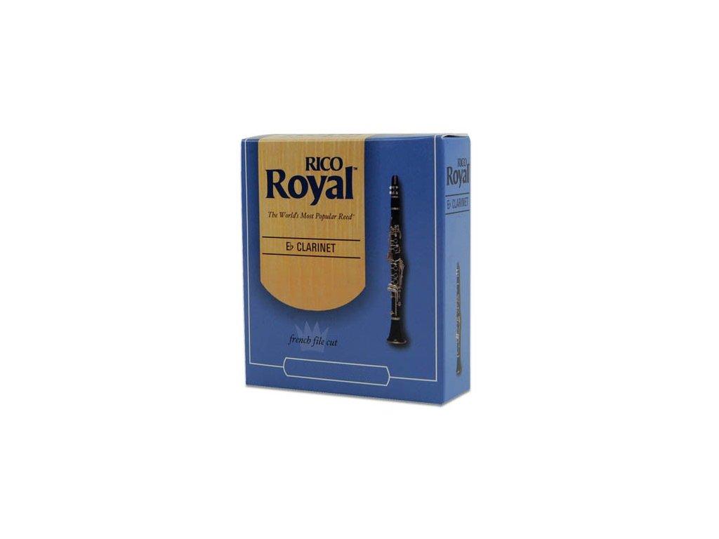 Plátek na es klarinet RICO ROYAL č.1,5