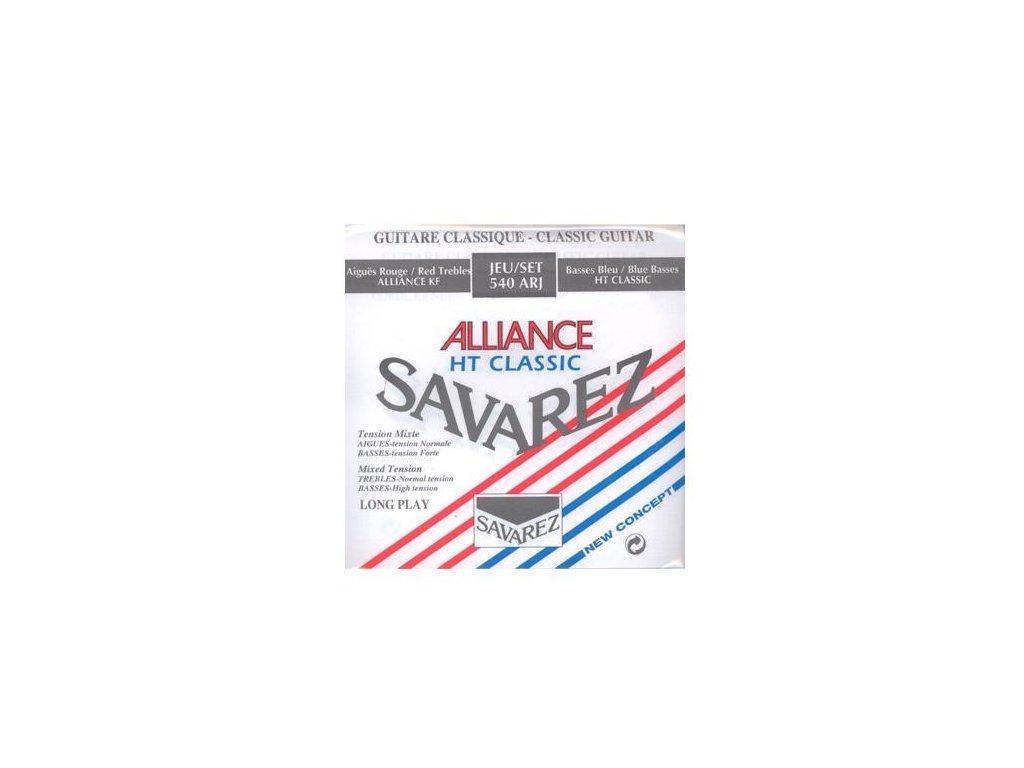 Nylonové struny Savarez Alliance HT Classic 540 ARJ