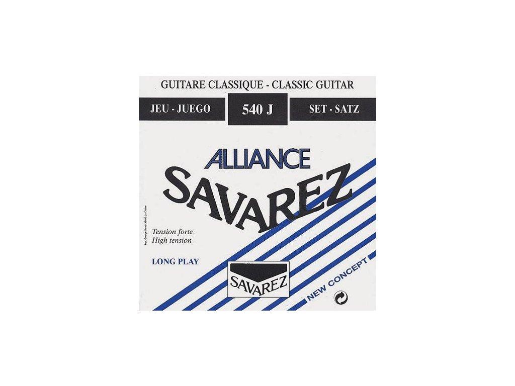 Nylonové struny Savarez Alliance HT Classic 540 J