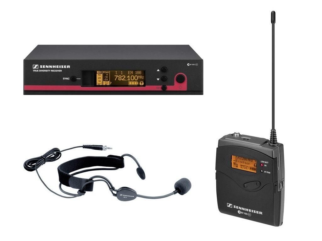 Bezdrátový mikrofon SENNHEISER EW152 G3