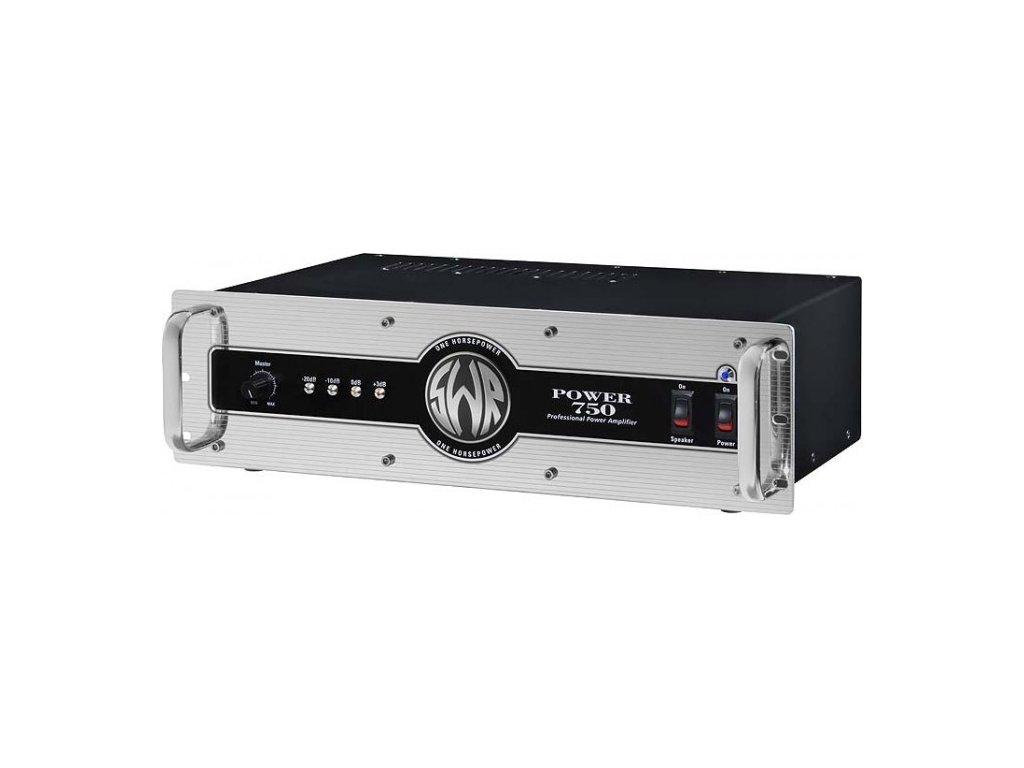 Basový zesilovač SWR POWER 750