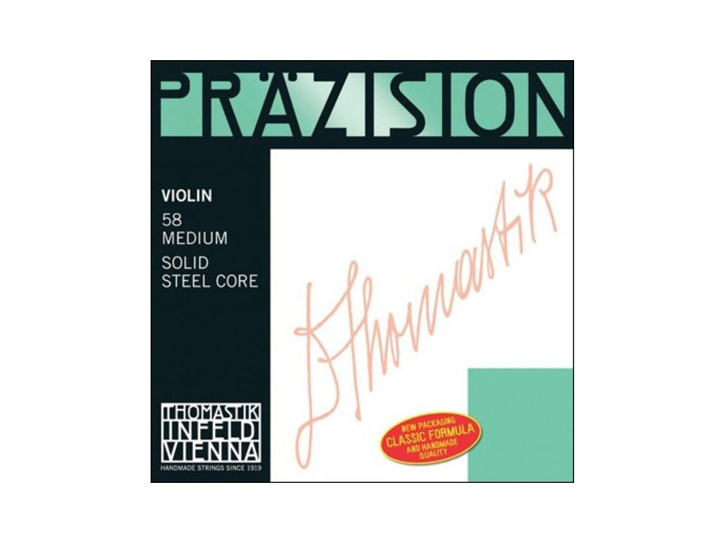 Struny na housle Thomastik Prazision